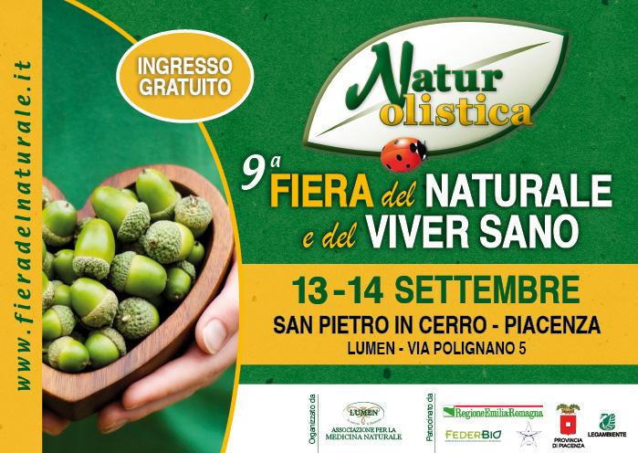 Naturolistica 2014, 9° Fiera del Naturale