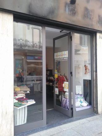 Apre il negozio a Cremona!