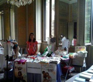 Fiera del Bambino Naturale a Chiari 2016