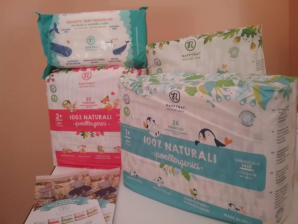 Ritornano i pannolini biodegradabili Nappynat