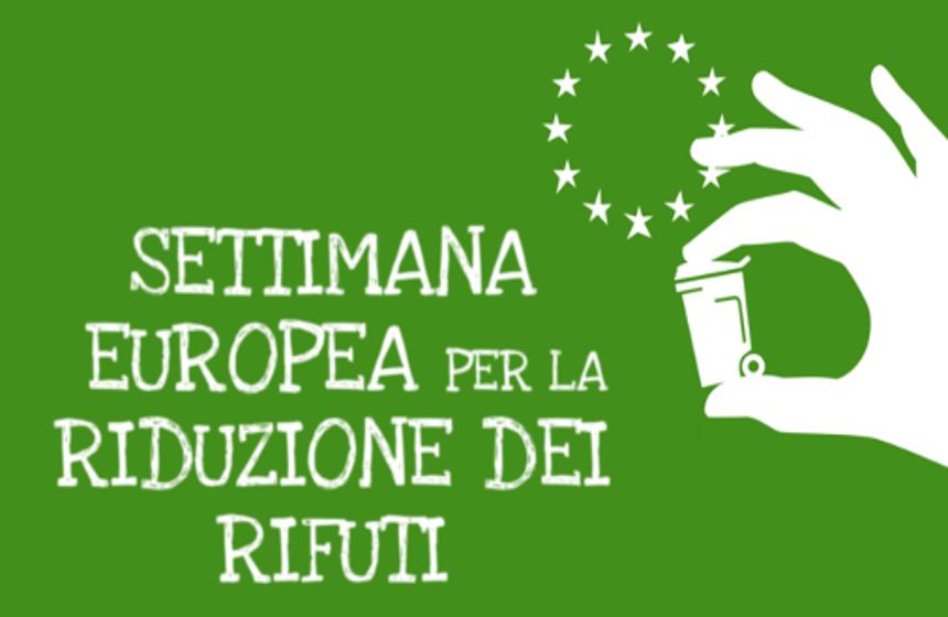 Sconti per la Settimana Europea per la Riduzione dei Rifiuti 2016