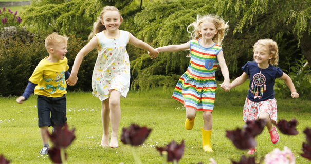 Piccalilly! Cotone biologico per bambini da commercio equo