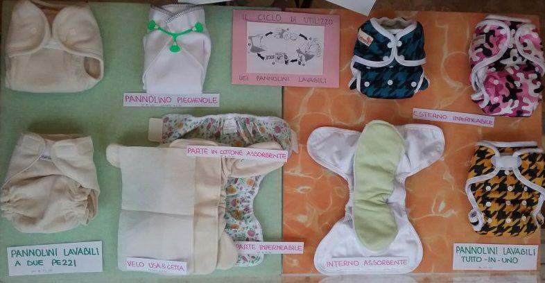 settimana pannolino lavabile