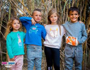 Abbigliamento per bambini: ecco le novità in cotone biologico