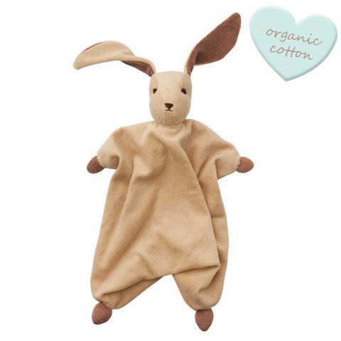 doudou coniglietto cotone biologico