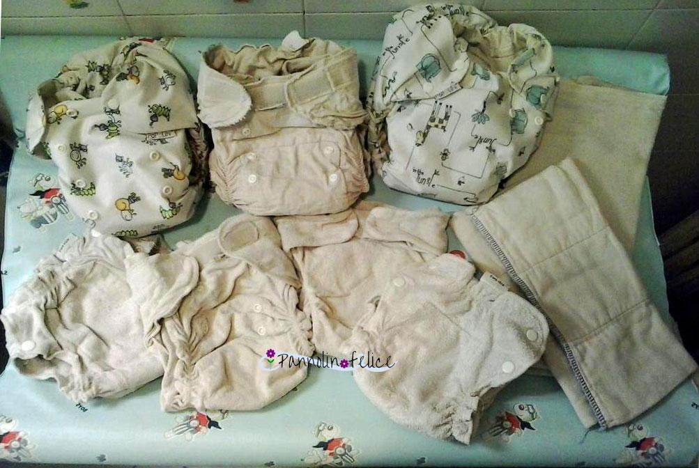 pannolini lavabili usati pannolinoteca