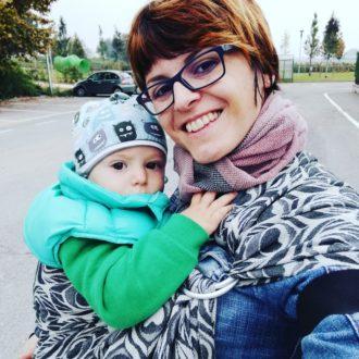 babywearing Cremona