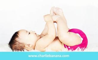 pannolini charlie banana ingombro