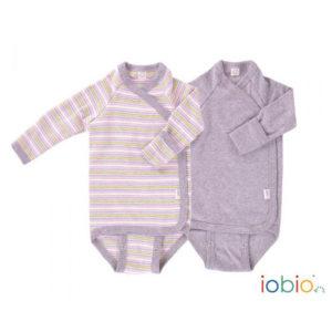 body neonato manica lunga Iobio