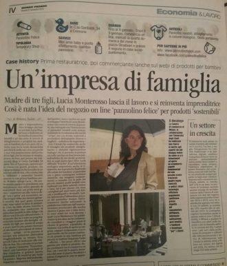 Lucia Monterosso Pannolinofelice