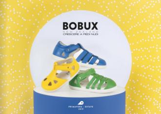 Sandali in pelle per bambini Bobux – PREORDINE