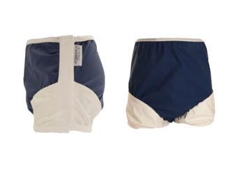 Costumi contenitivi per piscina e mare per adulti con incontinenza