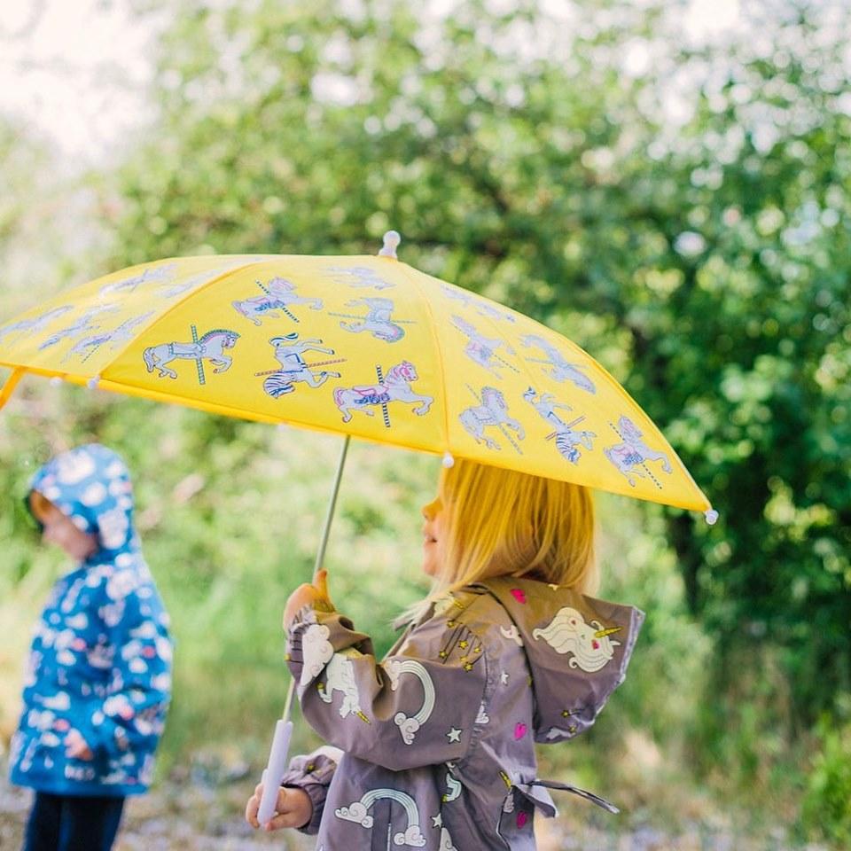 Ombrelli e impermeabili magici