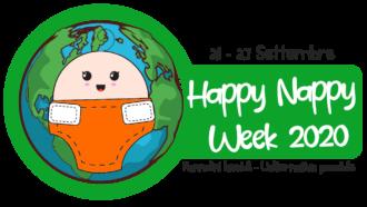 Settimana Italiana del Pannolino Lavabile! Happy Nappy Week 2020