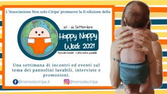 Settimana del Pannolino Lavabile 2021: Happy Nappy Week